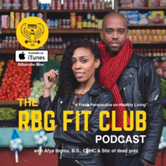 The RBG FIT CLUB Podcast