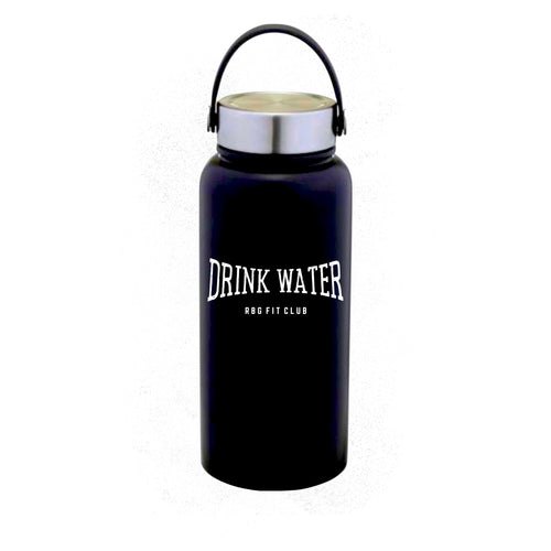 STAINLESS STEEL - DRINK WATER BOTTLE