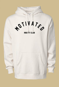 "Heavyweight ""MOTIVATED"" Hoodie (WORKOUT II Exclusive)"