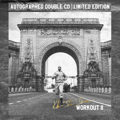 Autographed Limited Edition | STIC WORKOUT II (Double CD | Album + Instrumentals)