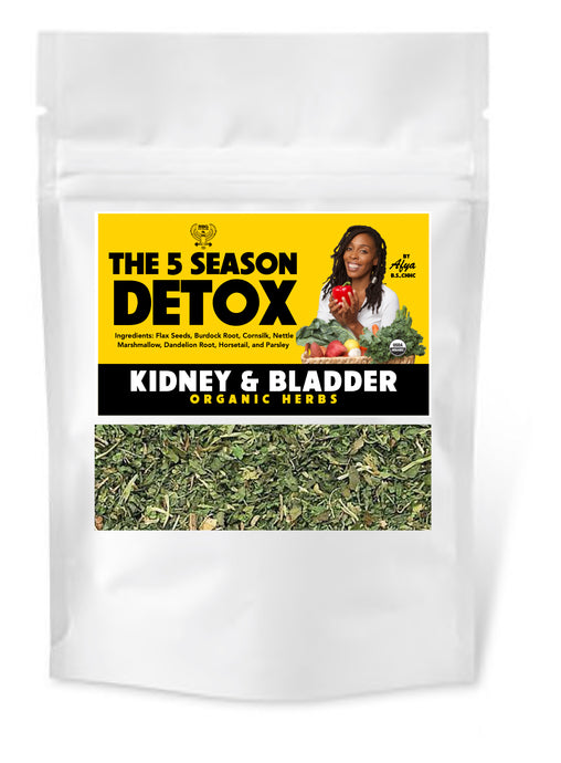 Kidney and Bladder Detox Tea