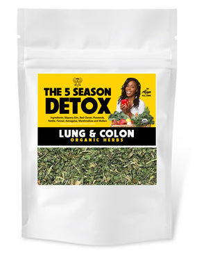 Lung and Colon Detox Tea