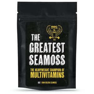 THE GREATEST SEA MOSS