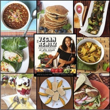 Load image into Gallery viewer, The VEGAN REMIX Book