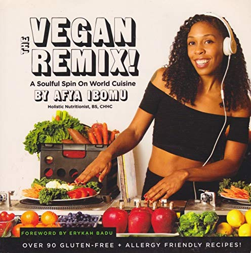 The VEGAN REMIX Book