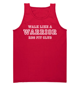 Walk Like A Warrior Tank