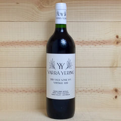 "Yarra Yering ""Dry Red #1"" Yarra Valley Red 2010"