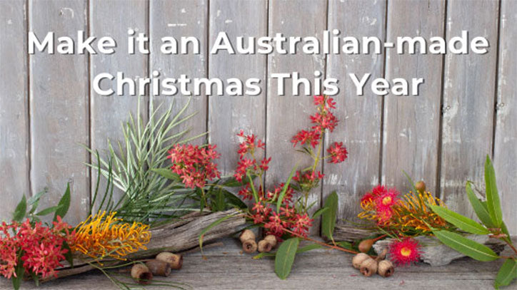 Make it an Australian-made Christmas This Year