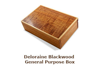 Deloraine Blackwood General Purpose Box