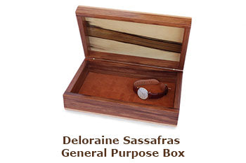 Deloraine Sassafras General Purpose Box
