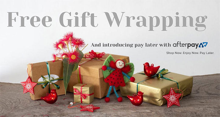 Free Gift Wrapping for Christmas 2019