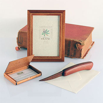 Gift Bundle: The Fine Woodwork Desk Set