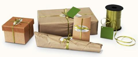Gift Wrapping Large