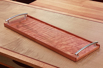 Luxury Serving Tray in Wood