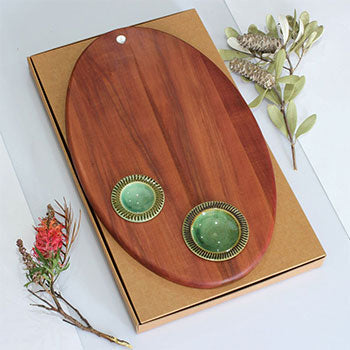 Multi-Purpose Myrtle Serving Platter