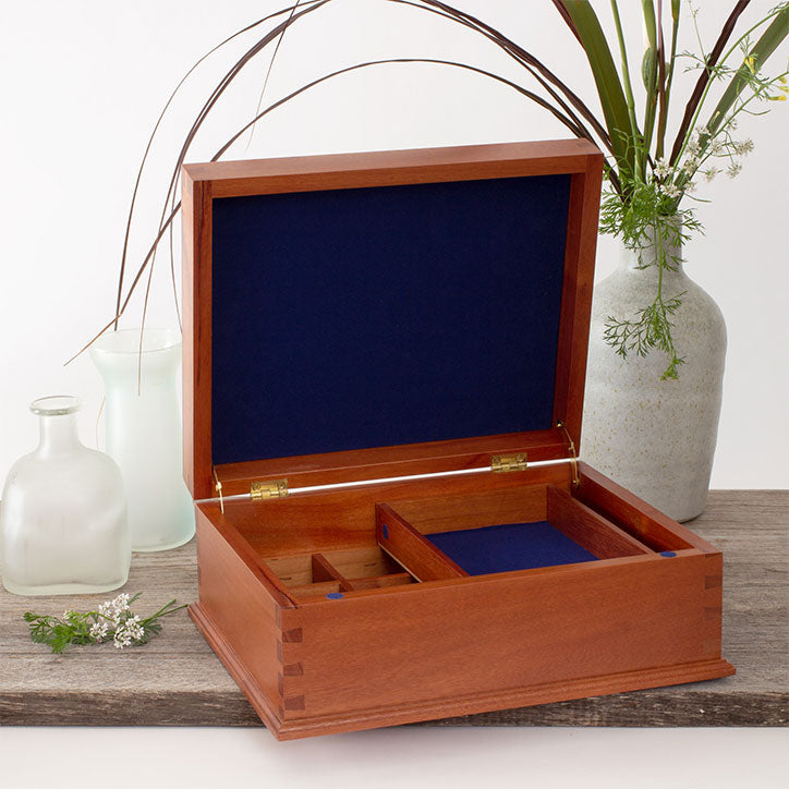 Taree Rosewood Jewellery Box