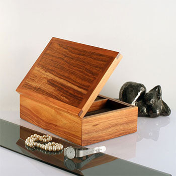 Tamar Blackwood His-and-Hers Jewellery Box