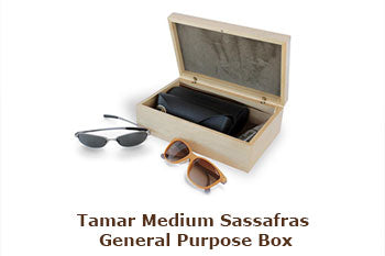 Tamar Medium Sassafras General Purpose Box