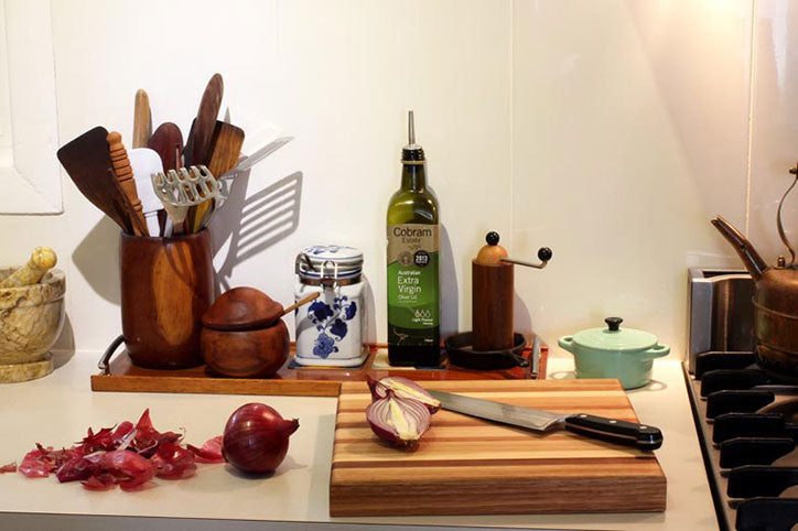 The Chef's Chopping Board