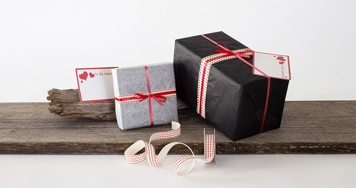Photo of Valentine's Gift Wrapping