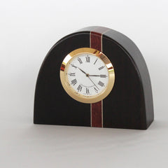Ancient Redgum Desk clock