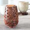 Banksia Nut Tea Lite Candle Holder