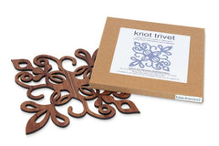 Blackwood Knot Trivet