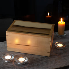 Cremation Ashes Box Sassafras