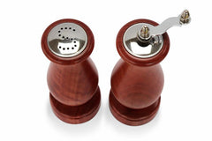 Jarrah Pepper Grinder and Salt Shaker Set