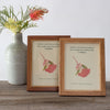 Large Mixed Timber Photo Frames