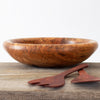 Australian Mango Wood 30cm Salad Bowl