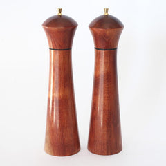 Masters Pair Blackwood Salt & Pepper Mills