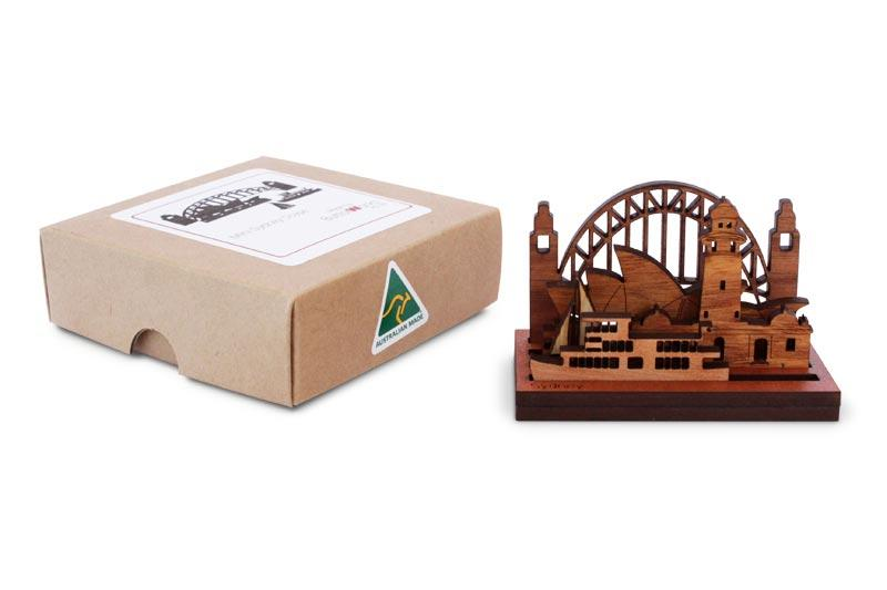 Image of Mini Sydneyscape Puzzle with box