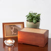 Pet Cremation Ashes Box