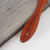 Picture of a Red Hardwood Shaped Stirrer