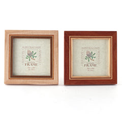 Small Mixed Timber Photo Frames