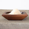 Gift Bundle: Masters Blackwood Pepper Mill & Square Blackwood Salt Bowl