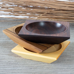 Square Salt Bowl