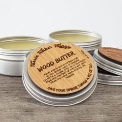 Wood Butter 100gms