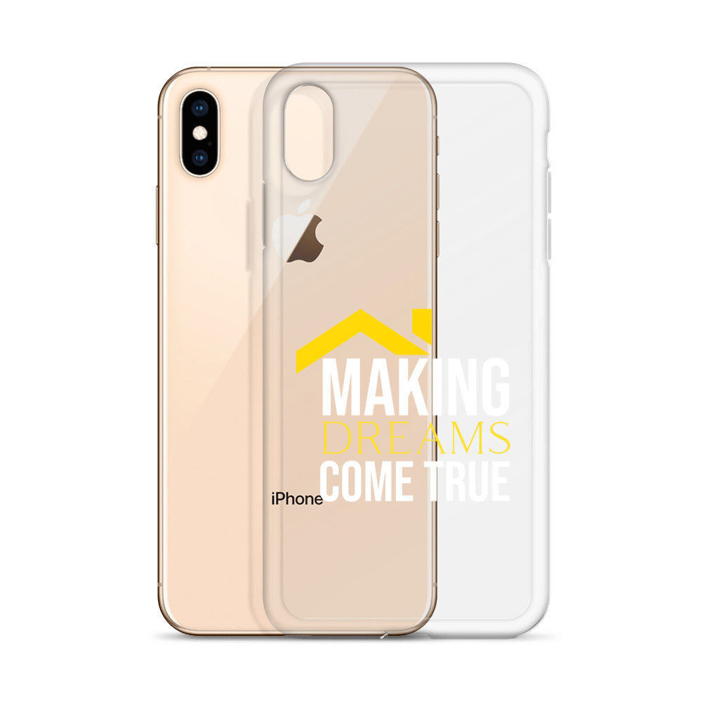 Carcasa para iPhone MAKING DREAMS