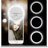 Selfie Ring LED®