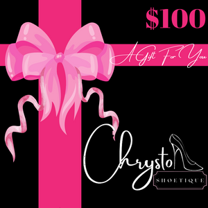 Chrystols Gift Cards