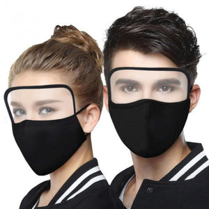 UNISEX EYE SHIELD COTTON MASK