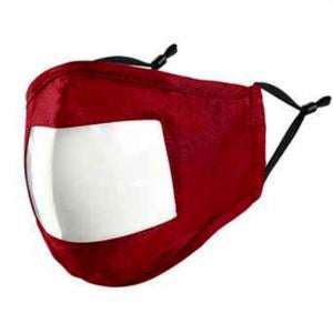UNISEX LIP READING COTTON MASK