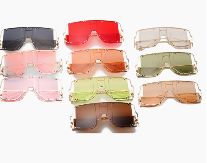 """Ri-Ri"" Luxury Fashion Sunglasses"