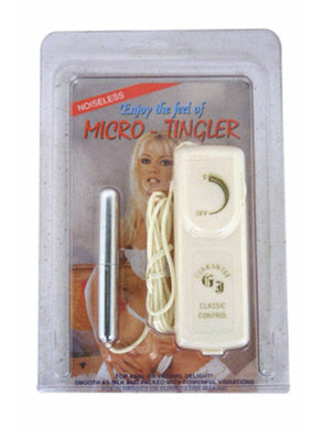 EGG MICRO TINGLER By SEVEN CREATIONS