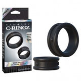 C-RINGZ - MAX-WIDTH SILICONE RINGS