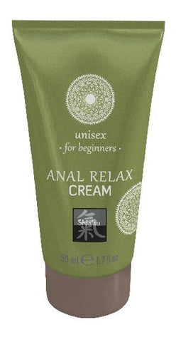 SHIATSU - BEGINNER ANAL RELAX CREAM