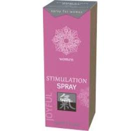 SHIATSU - STIMULATION SPRAY