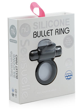 SILICONE BULLET RING